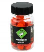 Nikl Feeder Pellets Powder Dip 9 mm 30 g-Salmon & Peach