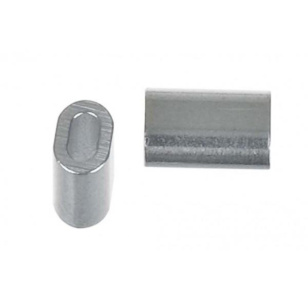 Uni cat hliníkové objímky single sleeve aluminium