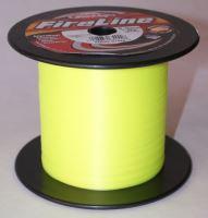 Berkley Splétaná šňůra Fireline Green-Průměr 0,12 mm / Nosnost 6,8 kg / Návin 1 m