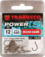 Trabucco Háčky Power XS 15 ks-Velikost 12