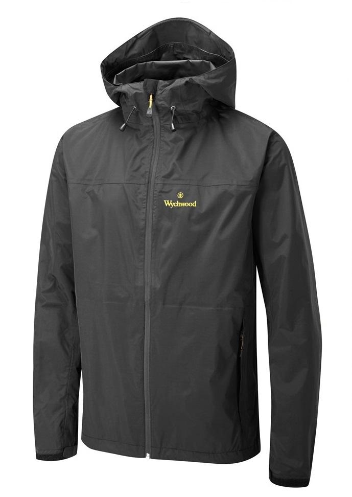 Wychwood bunda storm jacket black -velikost l