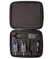 Flajzar Sada Signalizátorů Fishtron Q9 RGB TX-2+1