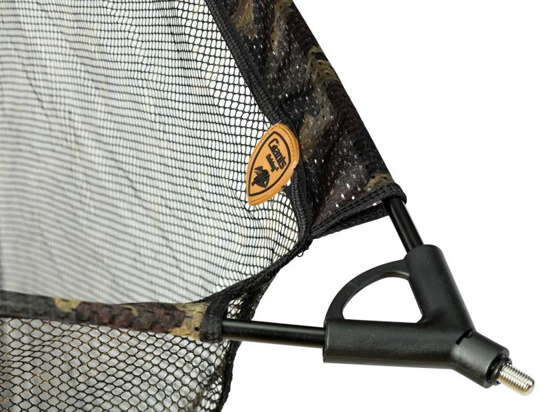 Giants fishing podběráková hlava carp net head camo-90x90 cm