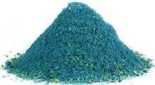 Mikbaits Feeder Mix Carp 1 kg-modrý česnek