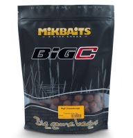 Mikbaits Boilie BigC Cheeseburger-10 kg 24 mm
