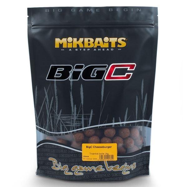Mikbaits Boilie BigC Cheeseburger