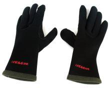 Behr Neoprenové rukavice s fleecovou podšívkou Icebehr Titanium Neopren-Velikost L