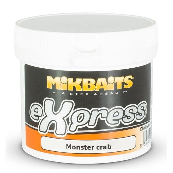 Mikbaits Obalovací Těsto Express Monster Crab 200 g