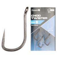 Nash Háčky Pinpoint Chod Twister Bez Protihrotu-Velikost 8