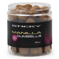 Sticky Baits Dumbells Manilla 160 g-16 mm