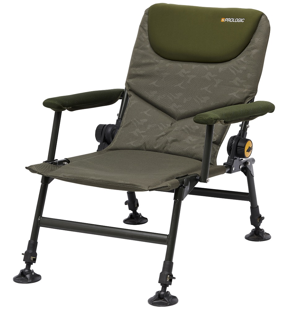 Prologic křeslo inspire lite pro recliner chair with armrests