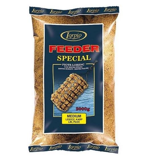 Lorpio zaneta krmítková směs feeder medium 2 kg