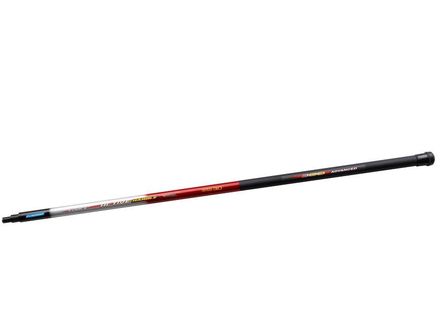 Flagman podběráková tyč force active tele handle-délka 300 cm