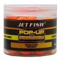 Jet Fish Premium Clasicc Pop Up 16 mm 60 g-švestka/česnek