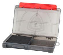 Fox Rage Krabička Compact Storage Box-Velikost L / 280x225.6x30 mm