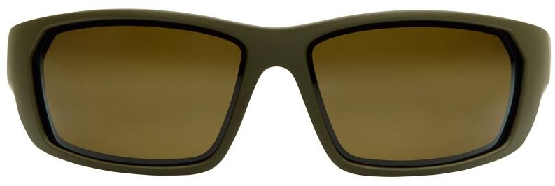 Trakker polarizační brýle wrap around sunglasses