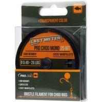Prologic Vlasec Pro Chod Mono 25 m Čirý-Průměr 0,45 mm / Nosnost 20 lb