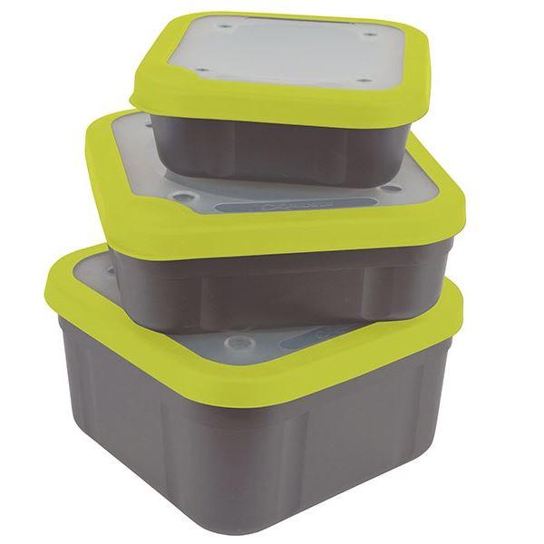 Matrix Box Bait Boxes Grey Lime