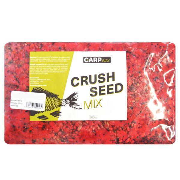 Carpway Drcený Partikl Crush Seed Mix 1,5 kg