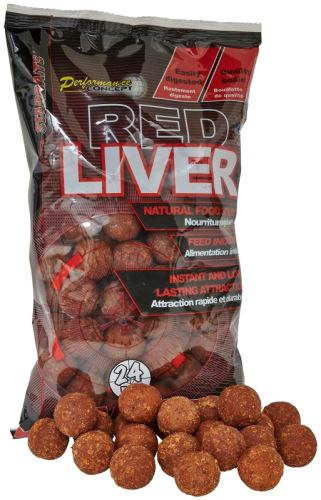 Starbaits Boilie Red Liver
