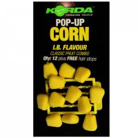Korda Umělá Kukuřice Pop Up Corn-růžová ovoce-oliheň