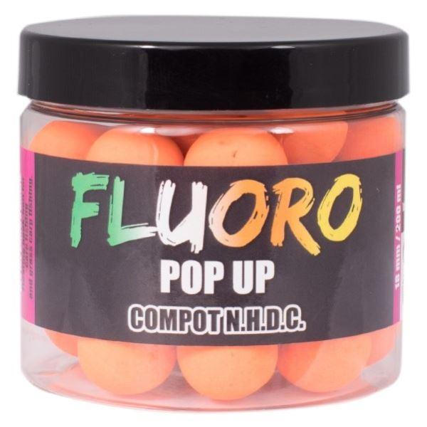 LK Baits Pop-up Fluoro Compot NHDC