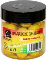LK Baits Boilie Fluoro 250 ml 18 mm-carp secret