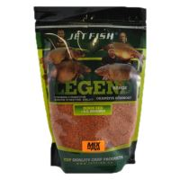 Jet Fish PVA mix 1 kg-Klub red