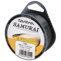 Daiwa Vlasec Samurai Kapr-Průměr 0,30 mm / Nosnost 7,2 kg / Návin 450 m