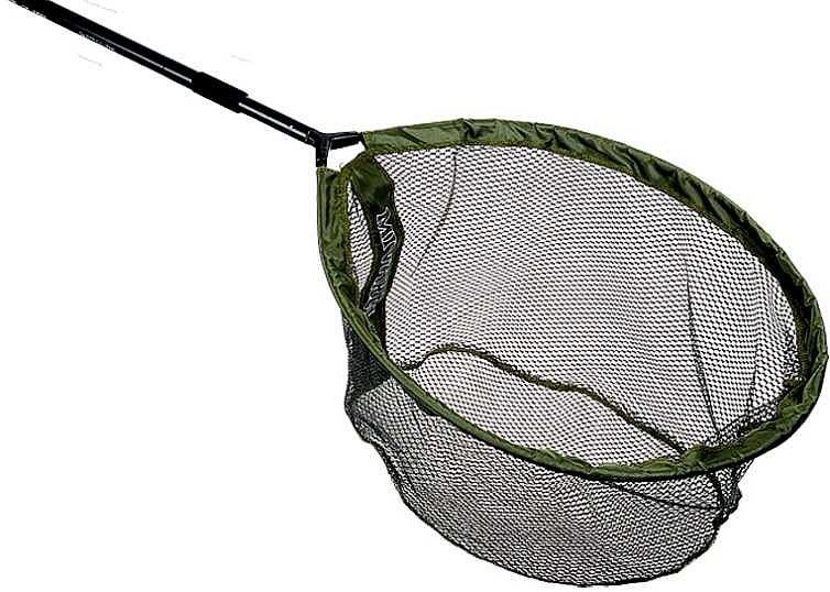 Mivardi podběráková hlava champion ln rubber - rozměr 50 x 45 x 30cm