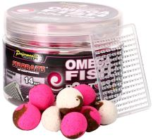 Starbaits Boilie Omega Fish Pop Tops-60 g - 14 mm